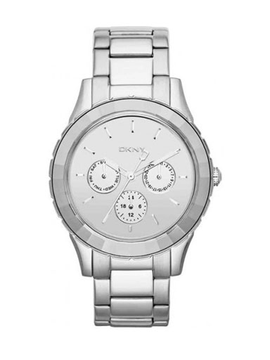 DKNY Mirror Dial Stainless Steel Multifunction Women's watch-NY2117