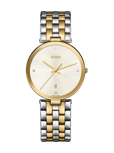Rado Florence Diamonds Men Date Quartz Watch-R48868723