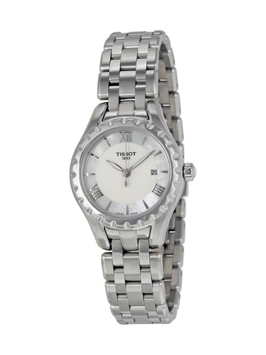 Tissot Lady Silver Dial Stainless Steel Ladies Watch-T0720101111800