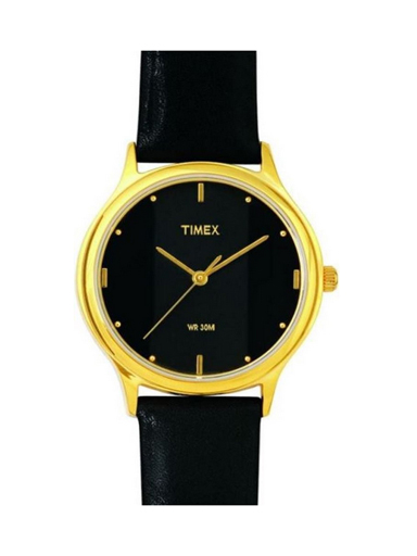 Timex Analog Black Dial Men's Watch-A045