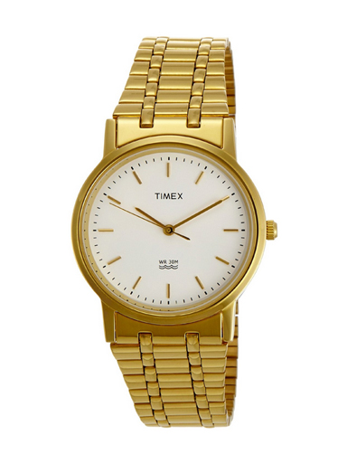 Timex Classics White Dial Men Watch A303-A303