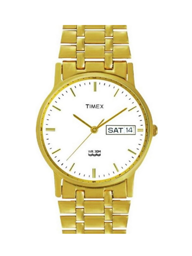 Timex Classics White Dial Men's Watch-A503