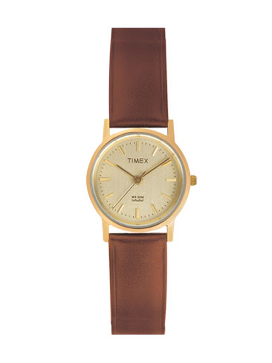 Timex Analog Beige Dial Women's Watch-B301