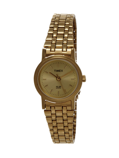 Timex Analog Gold Dial Women's Watch-B304