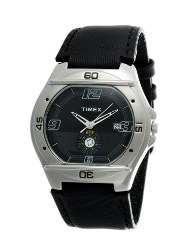 Timex Analog Black Dial Men's Watch 01-EL01