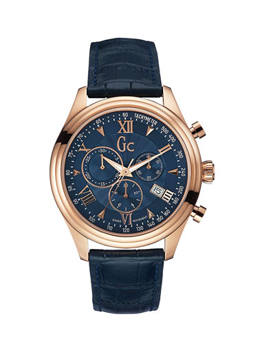 Gc Smart Classic Collection Watch-Y04008G7