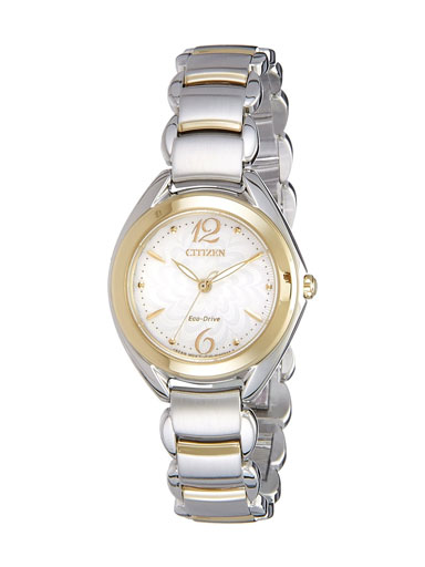 Citizen Eco-Drive White Dial FE2074-59A Women's Watch-FE2074-59A