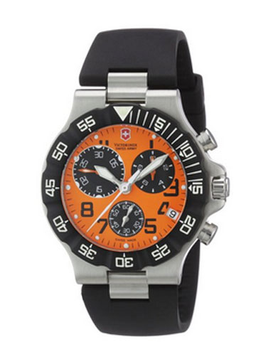 Victorinox Swiss Army Men's  Summit XLT Chrono Watch-241340