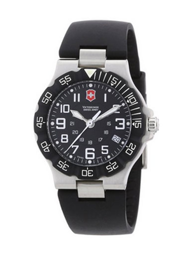 Victorinox Swiss Army Men's 241343 Summit XLT Black Dial Watch- 241343