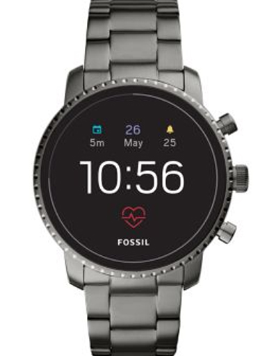 Fossil Q Explorist Gen 4 Display Smartwatch FTW4012-FTW4012