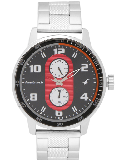fastrack 3159sm01 watch for men-3159SM01
