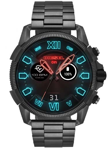 Diesel DZT2011 Touchscreen Smartwatch Watch-DZT2011