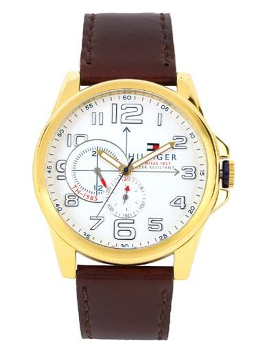 Tommy Hilfiger White Dial Multi-Function TH1791003J Men's Watch-TH1791003J