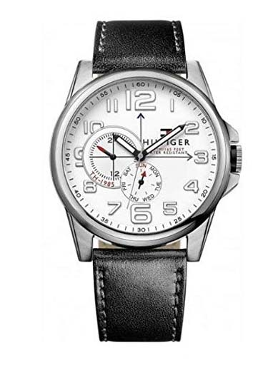 Tommy Hilfiger White Dial Multi-Function TH1791007J Men's Watch-TH1791007J