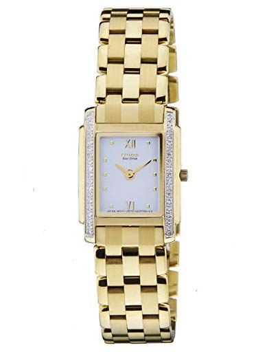 Citizen Eco-Drive MOP Dial EG3052-51A Women's Watch-EG3052-51A