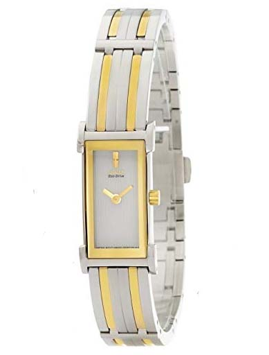 Citizen Eo-Drive Grey Dial EG2104-54A Women's Watch-EG2104-54A