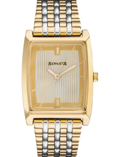 Sonata 7008BM01 Watch For Men-7008BM01