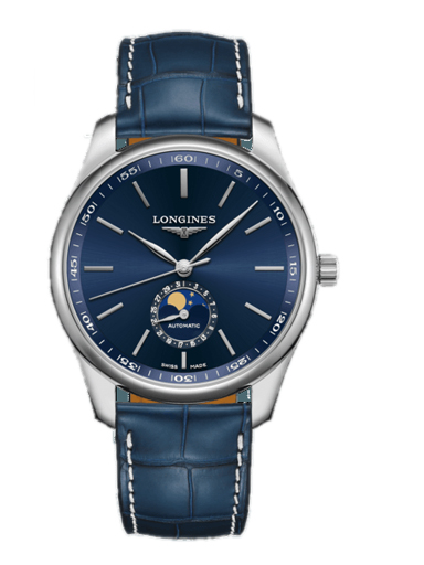 Longines Master Collection Blue Dial Men Date Automatic Watch L29194920-L29194920