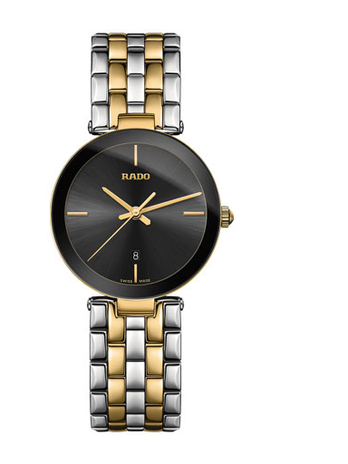Rado Florence Black Dial Women Quartz Watch-R48871153