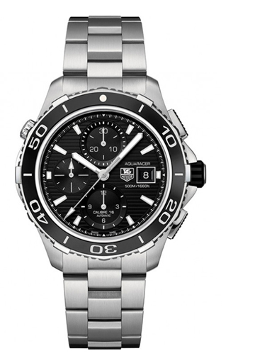 TAG Heuer Aquaracer Chronograph Automatic Men's Watch-CAK2110.BA0833