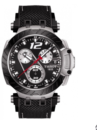 Tissot T-Race Jorge Lorenzo 2019 Limited Edition Men's Watch-T1154172705700