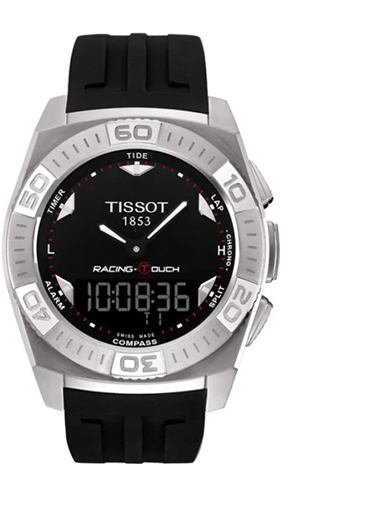 Tissot Racing Touch Chronograph Men's Watch-T0025201705100