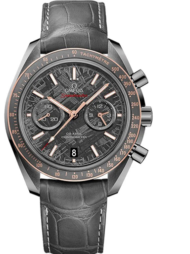 Omega Speedmaster Moonwatch Meteorite Men's Watch-O31163445199001