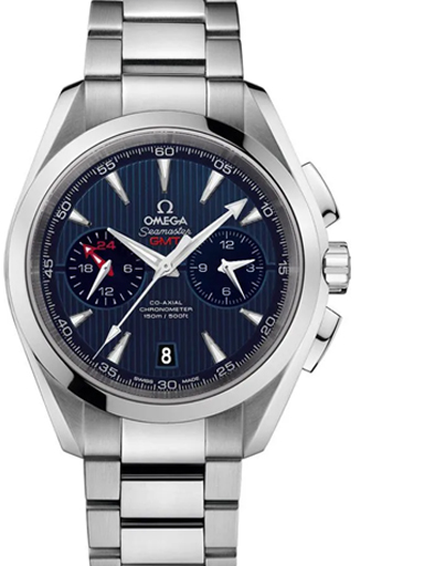 Omega Seamaster Chronograph Men's Watch-O23110435203001