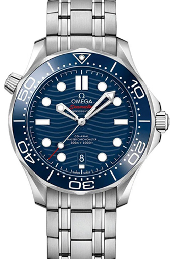 Omega Seamaster Automatic Men's Watch-O21030422003001