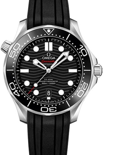 Omega Seamaster Diver Co- Axial Master Automatic Men's Watch.-O21032422001001