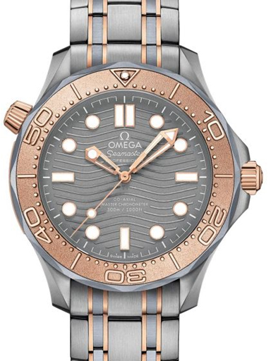 Omega Seamaster Diver Co-Axial Master Chronometer Watch-O21060422099001