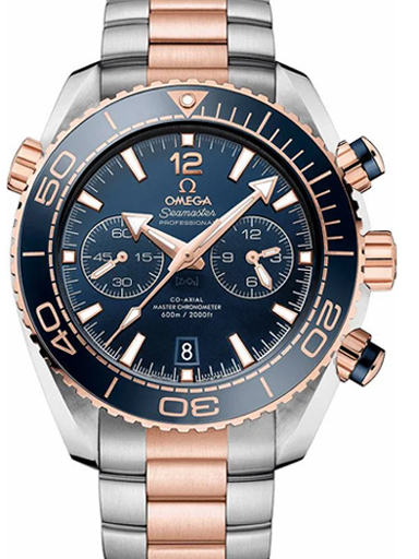 Omega Seamaster Chronograph Automatic Watch For Men's-O21520465103001