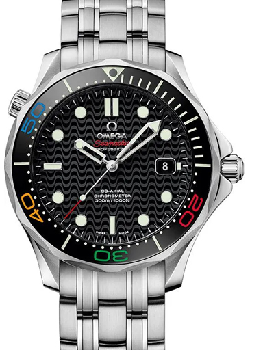 Omega Specialities Rio 2016 Limited Edition Men's Watch-O52230412001001