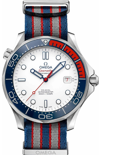 Omega Seamaster Diver Co-Axial Commander's Men's Watch-O21232412004001