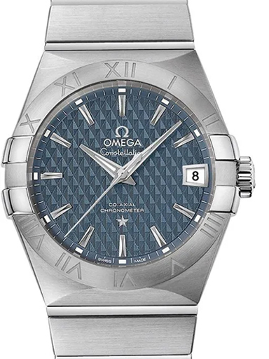 Omega Constellation Blue Dial Men's Watch-O12310382103001