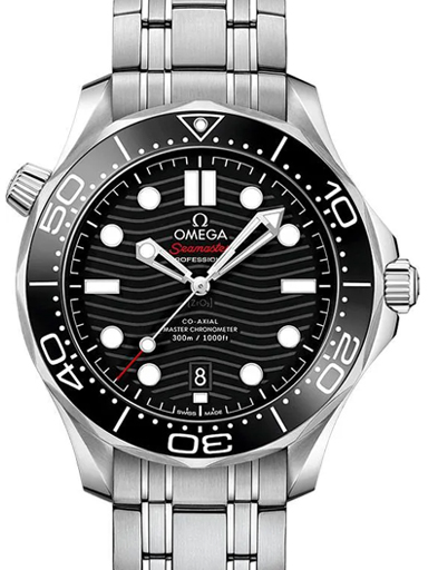 Omega Seamaster Diver 300M Chronometer Automatic Men's Watch-O21030422001001