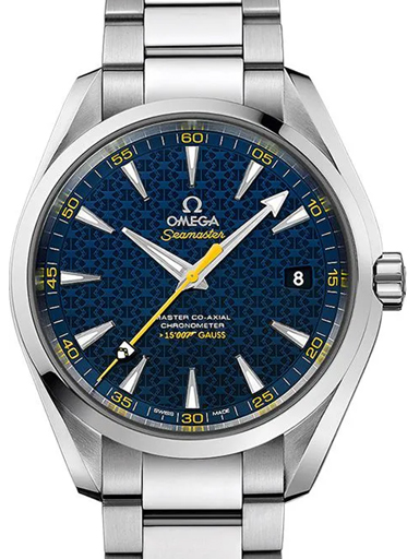 Omega Seamaster James Bond Limited Edition Men's Watch-O23110422103004