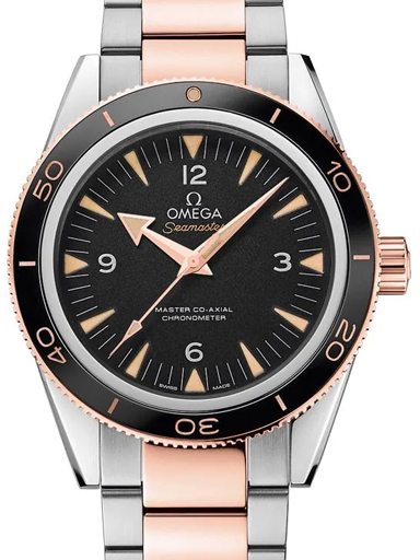Omega Seamaster Master Co-Axial 41 mm Men's Watch-O23320412101001
