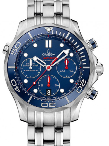 Omega Seamaster Chronograph Automatic Men's Watch-O21230445003001