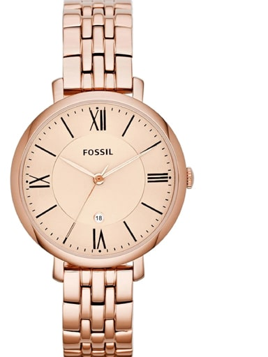 Fossil Women's Jacqueline Analog Watch-ES3435i