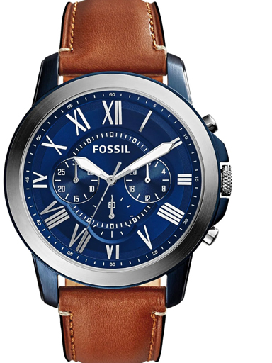 Fossil Grant Chronograph Quartz Men's Watch-FS5151I
