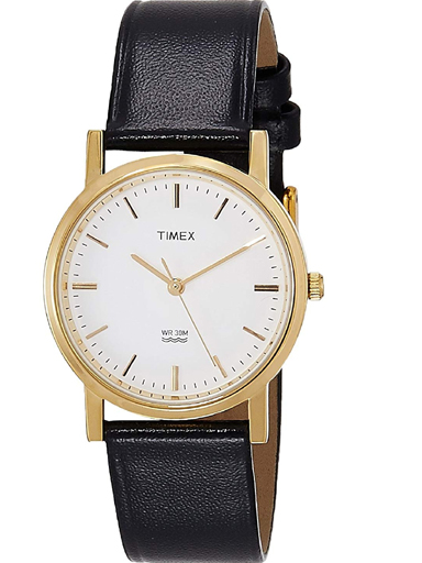 Timex Classics White Dial Men Watch A300-A300