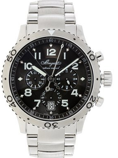 Breguet Type XXI Fly-back Chronograph Men's Watch-G3810ST92SZ9