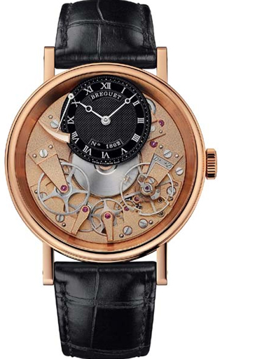Breguet Tradition Dame 7057 Men's Watch-G7057BRR99W6
