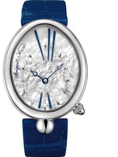 Breguet Reine de Naples Mother Of Pearl Watch-G8967ST51986