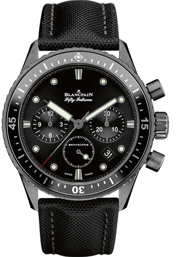 Blancpain Fifty Fathoms Bathyscaphe Flyback-N05200O001030NB52A