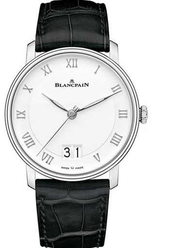 Blancpain Villeret Classic Men's Watch-N06669O011027N055B