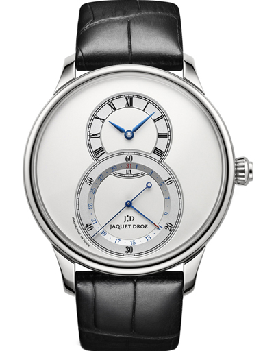 Jaquet Droz Grande Seconde Silver Dial Watch-J007030242