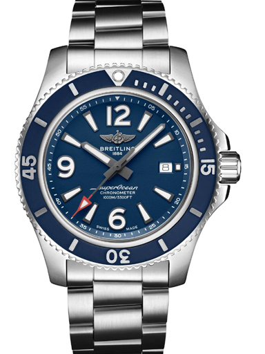 Breitling Superocean Automatic Watch-A17367D81C1A1