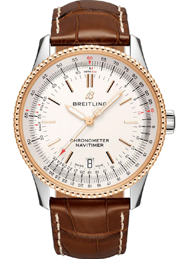 breitling navitimer date automatic men's watch-U17325211G1P1